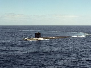 USS <i>Plunger</i> (SSN-595)