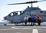 USS San Antonio's flight deck during Bold Alligator 2012 120203-N-Vl218-007.jpg