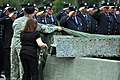 US Army 50902 Steel beam, Rescorla statue unveiled.jpg