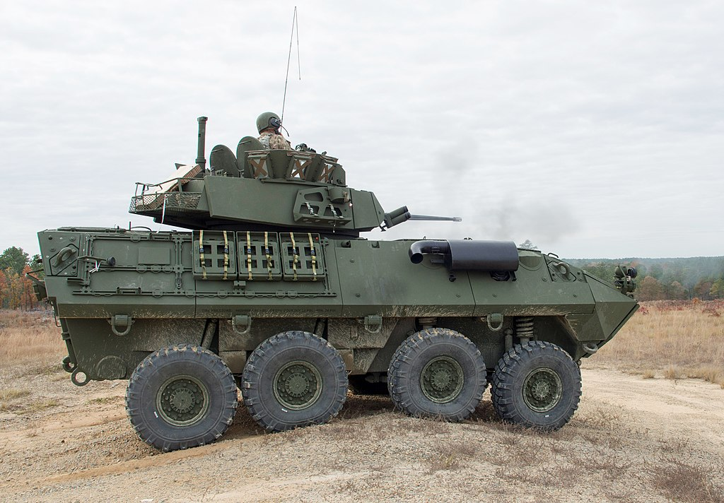US_Army_Airdrop_Test_of_LAV-25A2