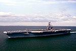US Navy 020604-N-9610B-501 USS Harry S. Truman (CVN 75) Jun. 6, 2002.jpg