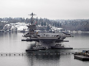 English: Bremerton, Wash. (Jan. 16, 2007) - Ni...