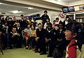 US Navy 081220-N-0718S-121 Sailors watch as orphans sing Christmas carols.jpg