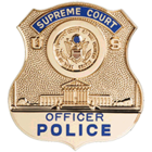 US Supreme Court Police Badge.png