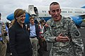 US ambassador to UN arrives in Liberia 141028-F-CJ433-002.jpg