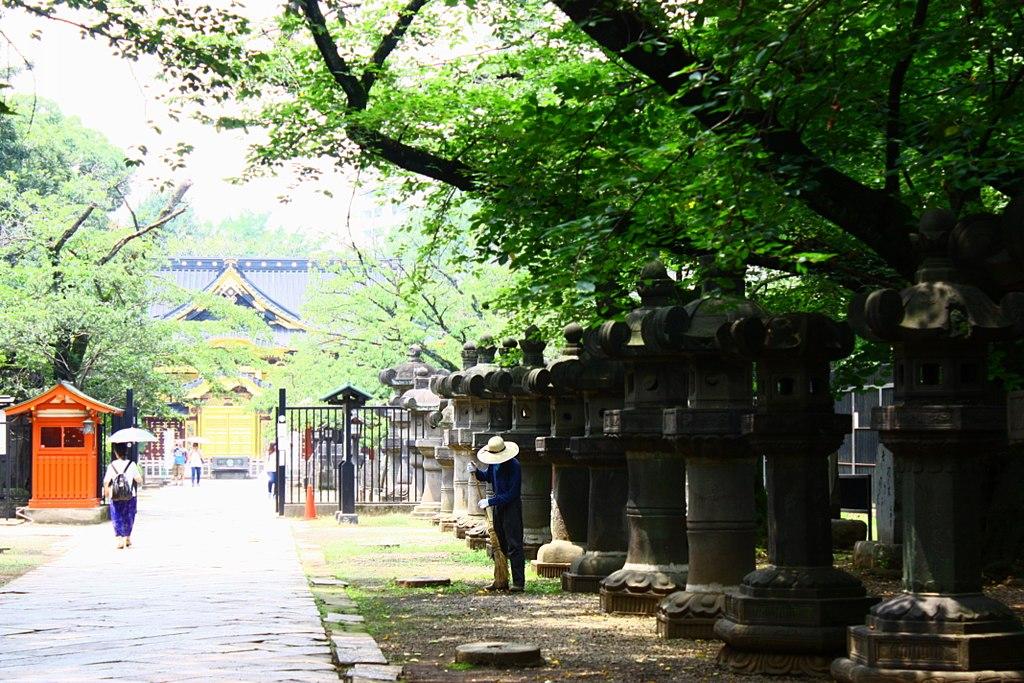 Ueno Park - Tokyo - Japan (15863485412)