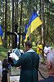 Ukrainian Delegation in Levashovo Memorial Cemetery 30.JPG