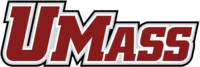 UMass Minutemen ice hockey athletic logo
