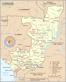 Outline of the Republic of the Congo  Wikipedia