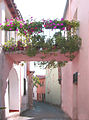 Un balcone in via Garibaldi.jpg