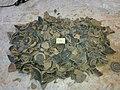 Une partie des fragments de ceramique de la partie nord de la pièce 1 avant de l'étude typologique.jpg