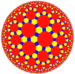 Uniform honeycomb - Image: Uniform tiling 73 t 012
