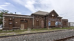 Union Station Salisbury Maryland Wikipedia