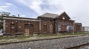 Union Station (Salisbury, Maryland) - Union Station in 2014