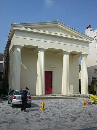 Amon Henry Wilds - Brighton Unitarian Church