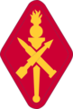 United States Army Ordnance Missile and Munitions Center and School SSI.png