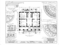 University of Alabama, President's House, University Boulevard, Tuscaloosa, Tuscaloosa County, AL HABS ALA,63-TUSLO,3B- (sheet 3 of 16).png