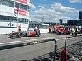 Unofficial Top 3 drivers German Grand Prix 2012 (7631816002).jpg