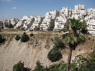 Neighborhood in Jerusalem