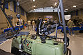 Urban Assault Vehicle - Dashboard and M134A2 Vulcan Minigun - 2006 Minnesota Airsoft Convention.jpg