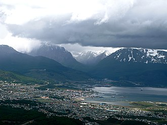 Mercosur - The Province of Tierra del Fuego in Argentina has a free-trade zone.