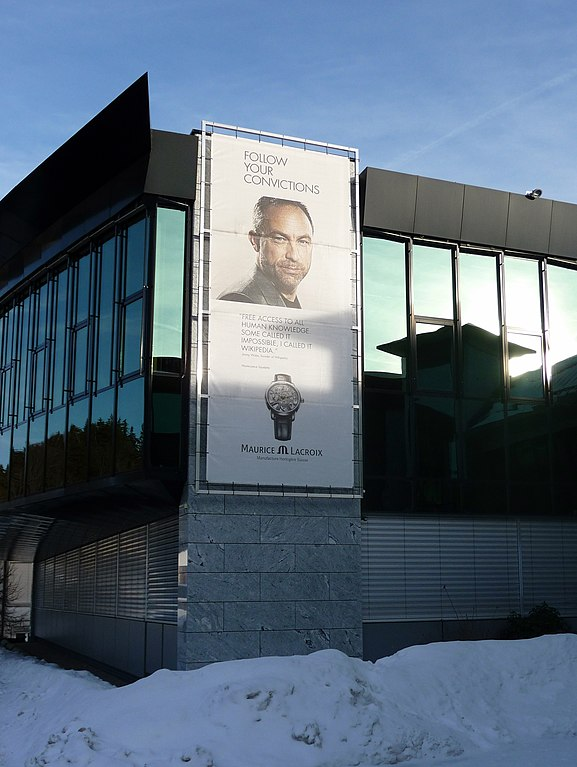 Maurice Lacroix Fabrik, Saignelégier, Jura, Schweiz