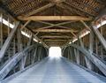 Utica Mills covered bridge, built in 1850, Thurmont, Maryland LCCN2011633736.tif