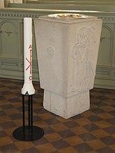 Fil:Väsby kyrka int11.jpg