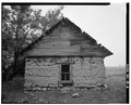VIEW OF WEST SIDE - Daniel Winter House, Goodrich, Sheridan County, ND HABS ND,42-GORI.V,1-6.tif