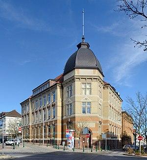 Villingen-Schwenningen - Schwenningen - Janusz-Korczak-school