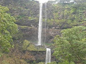 Vajrai Waterfall - Image: Vajrai
