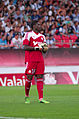 Valais Cup 2013 - OM-FC Porto 13-07-2013 - Brice Samba.jpg