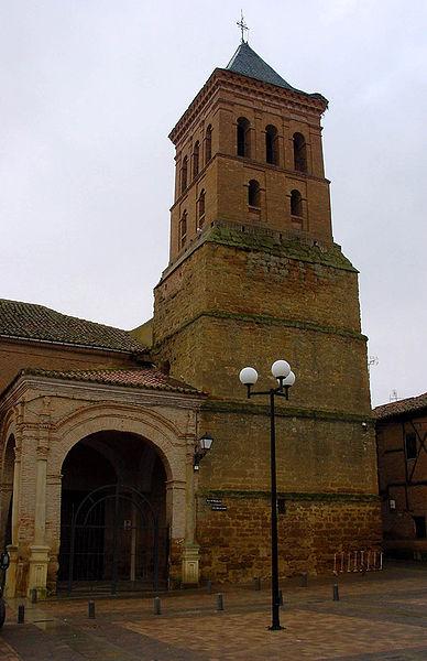 File:Valderas iglesia santa Maria Azogue lou.jpg