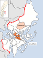 Vallentuna Municipality in Stockholm County.png