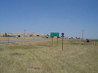 Van Tassell, Wyoming Town in Wyoming, United States