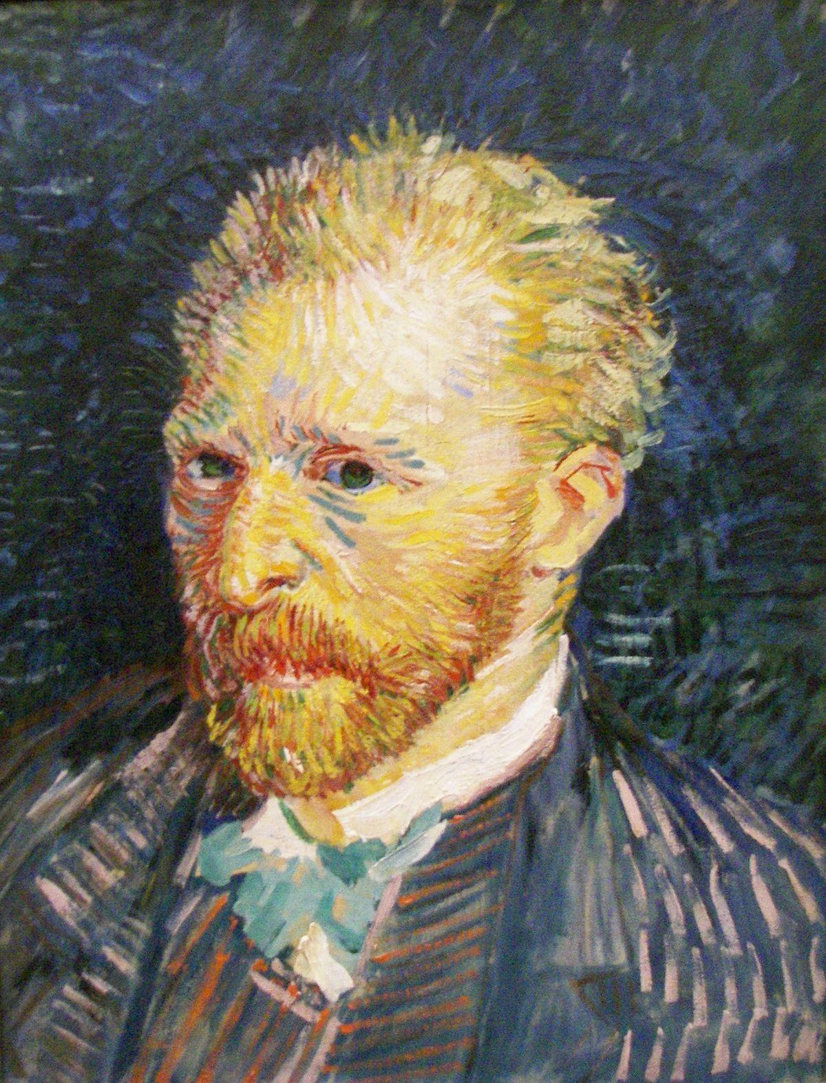 File:Van Gogh Self-Portrait Autumn 1887.jpg - Wikimedia Commons
