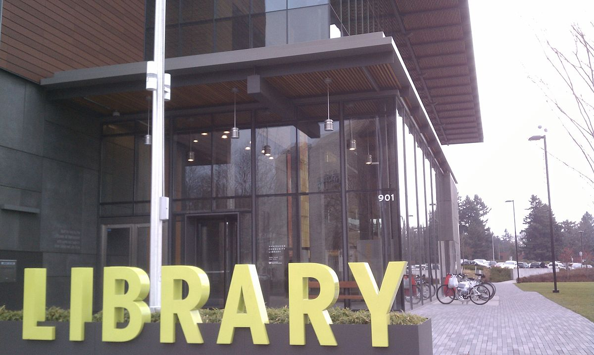 Fort Vancouver Regional Library District Home Page