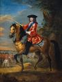 Vanderbank - George I on Horseback, Windsor Castle.png