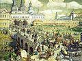 Vasnecov Voskresensky most 18 vek 1926.jpg