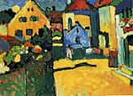 Vassily Kandinsky, 1909 - Grungasse In Murnau.jpg