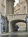 Vatican Swiss Guards at Apostolic Palace (Ank Kumar, Infosys) 03.jpg