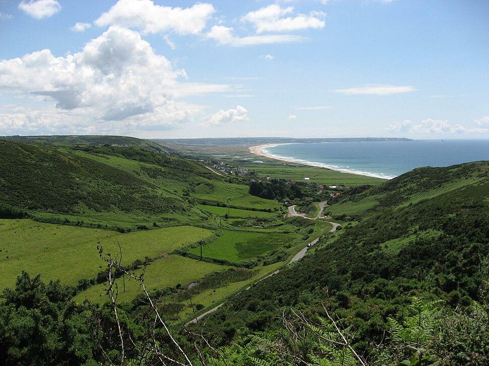 Vauville Manche Basse-Normandie
