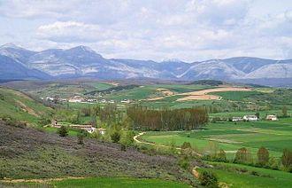 Province of Palencia - Image: Vega y Respenda