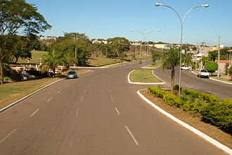 Campo Grande - Via Park.