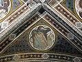 Via angelica, oratorio di s. urbano, volta, allegorie della venuta di cristo, xiv sec. 05.JPG