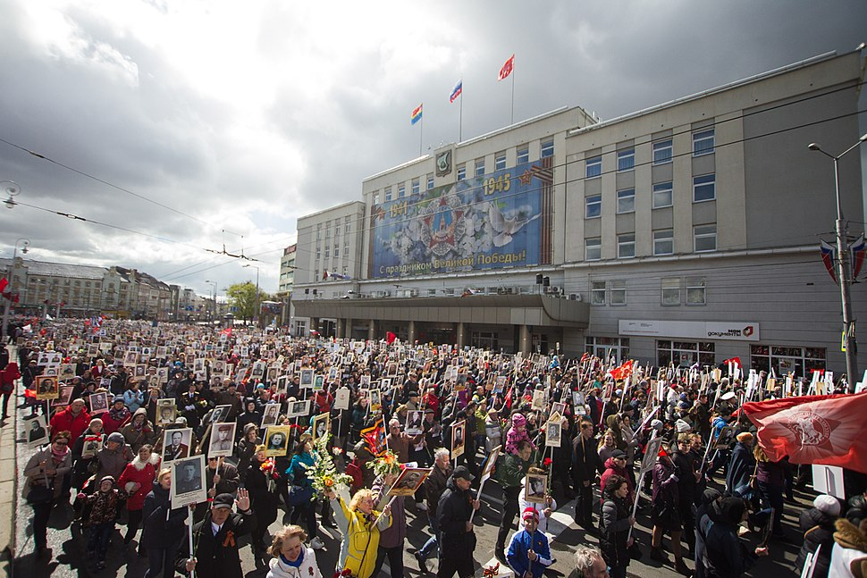Victory Day in Kaliningrad 2017-05-09 49