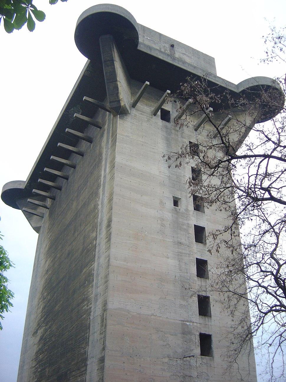 Vienna flak tower dsc01594