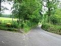 View along road towards Mounts Court Farm - geograph.org.uk - 864602.jpg
