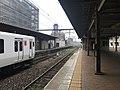 View from platform of Kokura Station (west).jpg