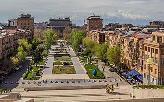 Tamanyan Street - Tamanyan Street